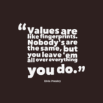 Top Three Values